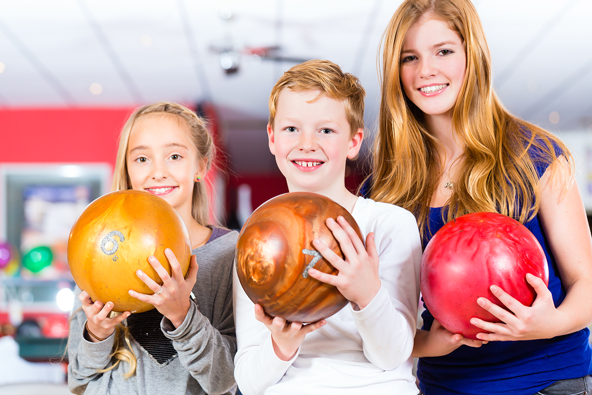 Kids Learn to Bowl Better Class Dec 19th